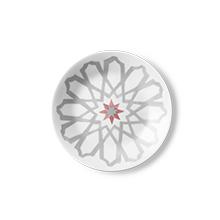 Amalfi Rosa Appetizer Plate