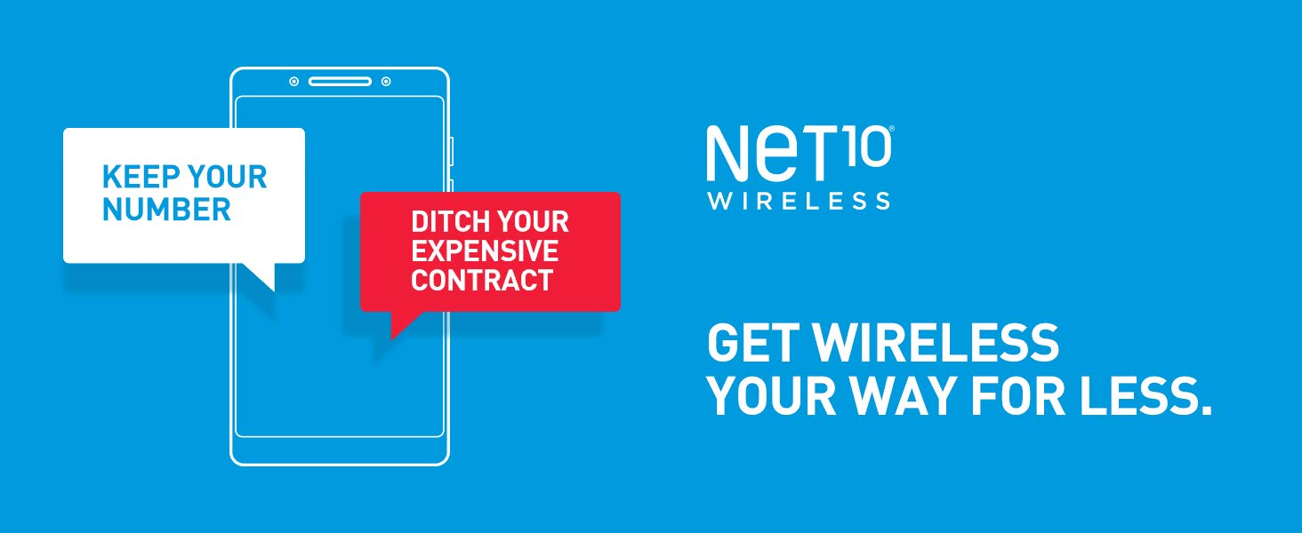 NET10 Wireless - Get Wireless Your Way For Less