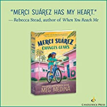 merci suarez;latinx;diverse books;bicycle;family;making friends;middle school;florida;middle grade