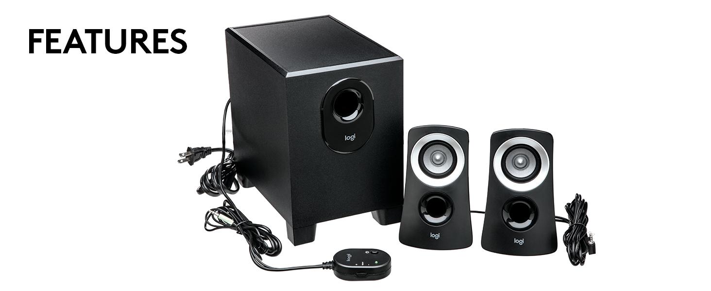 Logitech Z8 Speaker System