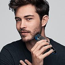 Barbe da corte a medie