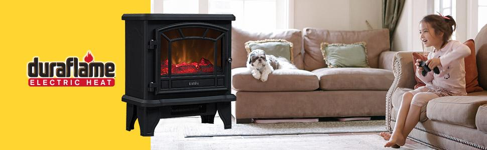 amazon com duraflame dfs 550 21 blk maxwell electric stove with rh amazon com