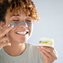 Prevent Pimples Treatment Acne wash mask