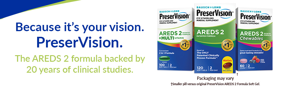Preservision - Because its your vision