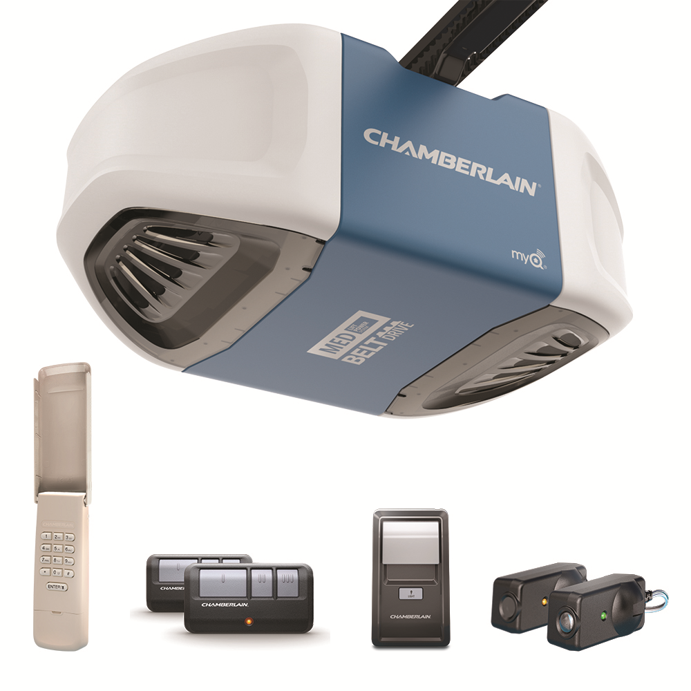 how to change frequency on chamberlain garage door opener