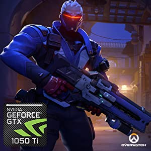 Overwatch with Nvidia 1050 Ti