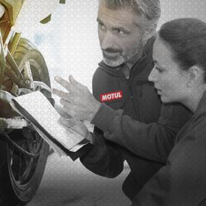 Motul 300v - Engine Oil for Bikes