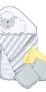 Amazon.com: GERBER Baby Boys 8-Piece Organic Cap and Mitten ...