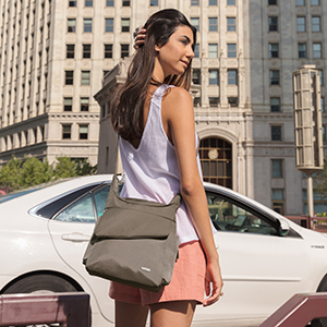 Classic Messenger Bag Lifestyle Image