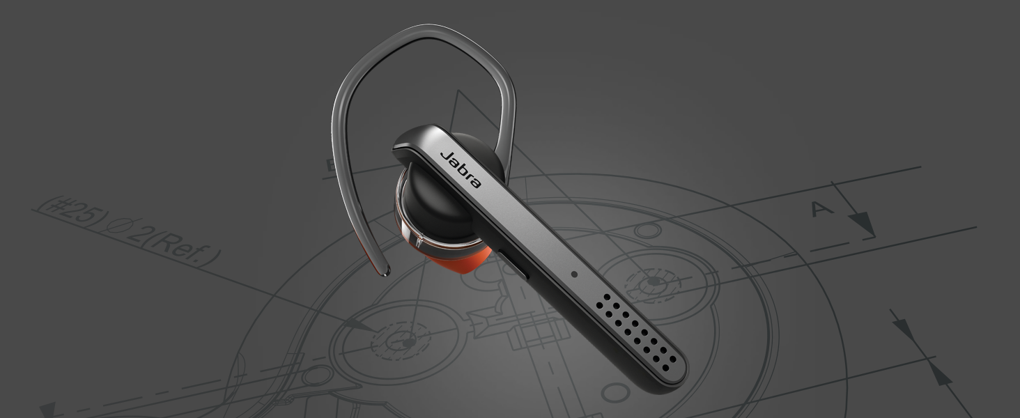 Enjoy High Definition, 2-microphone wireless calls with an omni-directional microphone and HD Voice