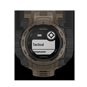 Garmin Instinct Tactical - Reloj con GPS para actividades al aire ...