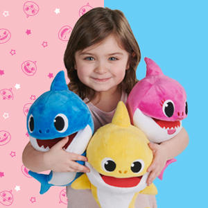 Baby Shark Family Puppets Tempo Control