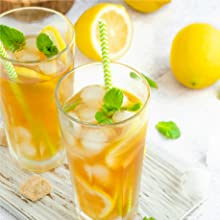 COOL DOWN with ICED GREEN TEA