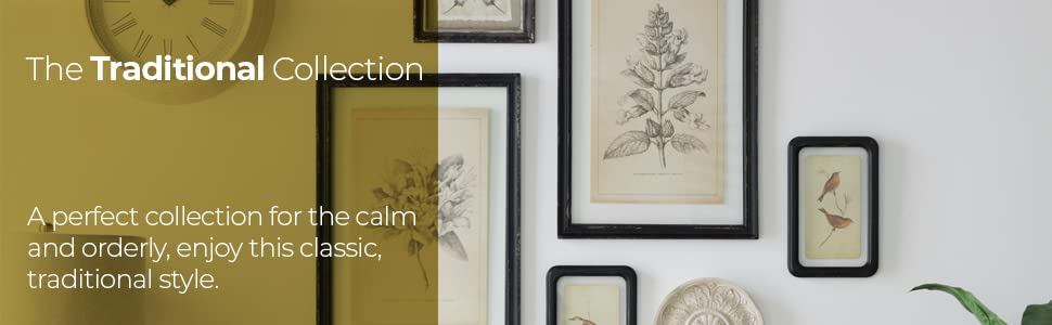 collection, calm, orderly, classic, style