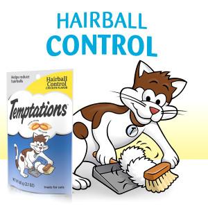 Hairball Control, Hairball Remedy, Hairball Cat Treats, Hairball Treatment, Tasty Treats, Nutrition