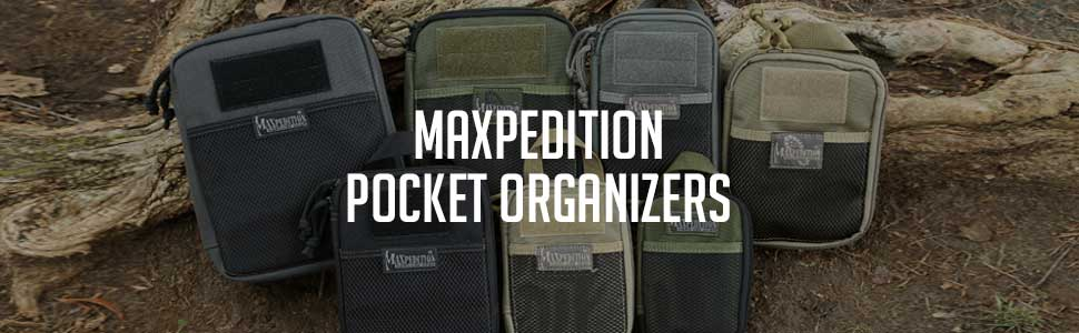 Maxpedition Pocket Organizers