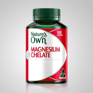 Nature's Own Magnesium Chelate; Nature's Own magnesium supplement; Nature's Own bone health
