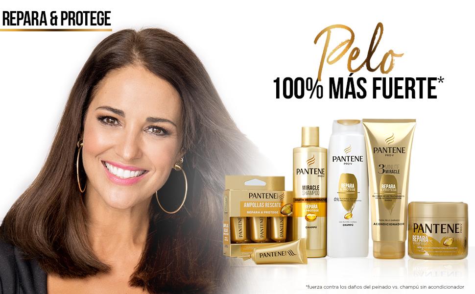 Pantene PRO-V Ampolla, 45ml: Amazon.es: Belleza