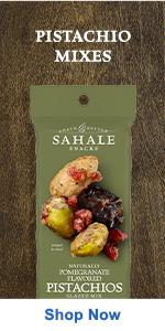 Sahale Snacks Pistachio Snack Mixes