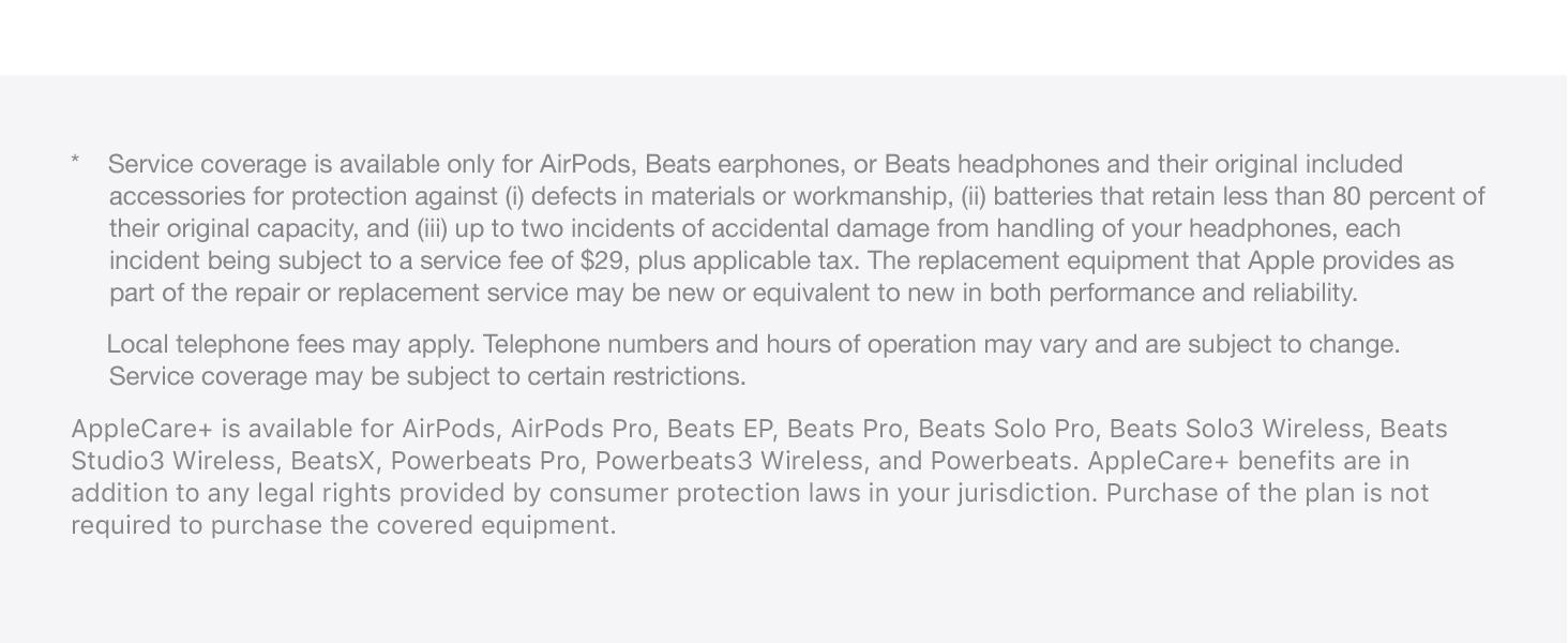 AC+ Headphones