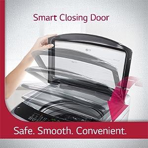 smart closing door