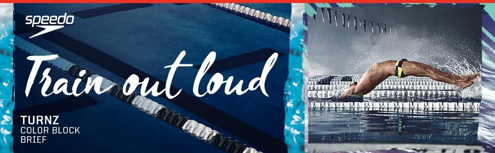a1fe76eed54dd Amazon.com: Speedo Men's Endurance Lite Colorblock Brief Swimsuit ...