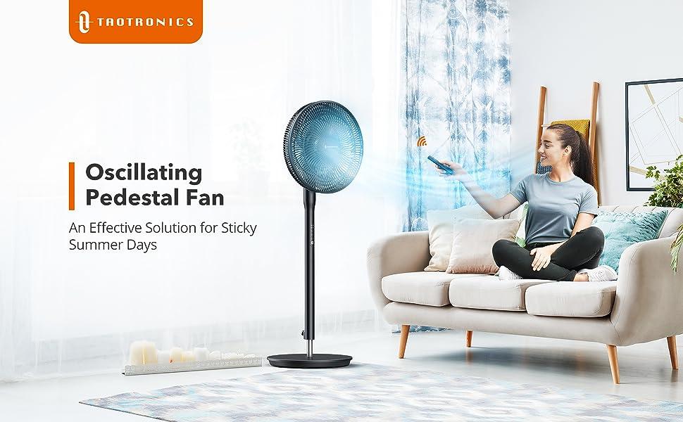 pedestal fans-TT-TF009