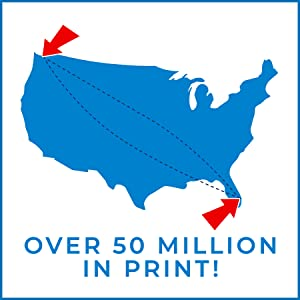 50 Million Guides In Print