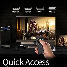 benq_ex2780q_gaming_monitor_rem ote_control_5-key_navigator_volume _wheel