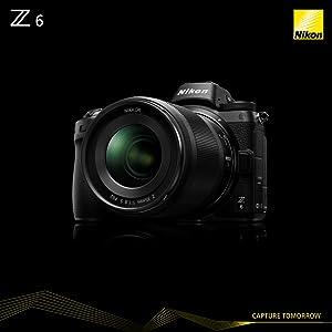Nikon Z6 spiegellose Systemkamera