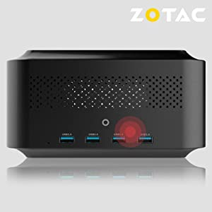 ZOTAC AMP Box Mini PCIe to Thunderbolt 3 Compact External