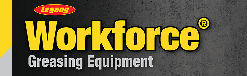 Workforce Greasing Equipment