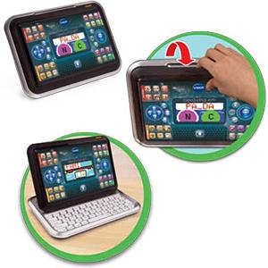 Vtech Genius Little App Tablet Educational For Children Pink 3480 155557 Multicoloured Amazon Co Uk Toys Games
