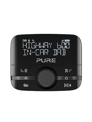 Pure Highway 600 Elektronik