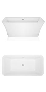 FT1511 bathtub