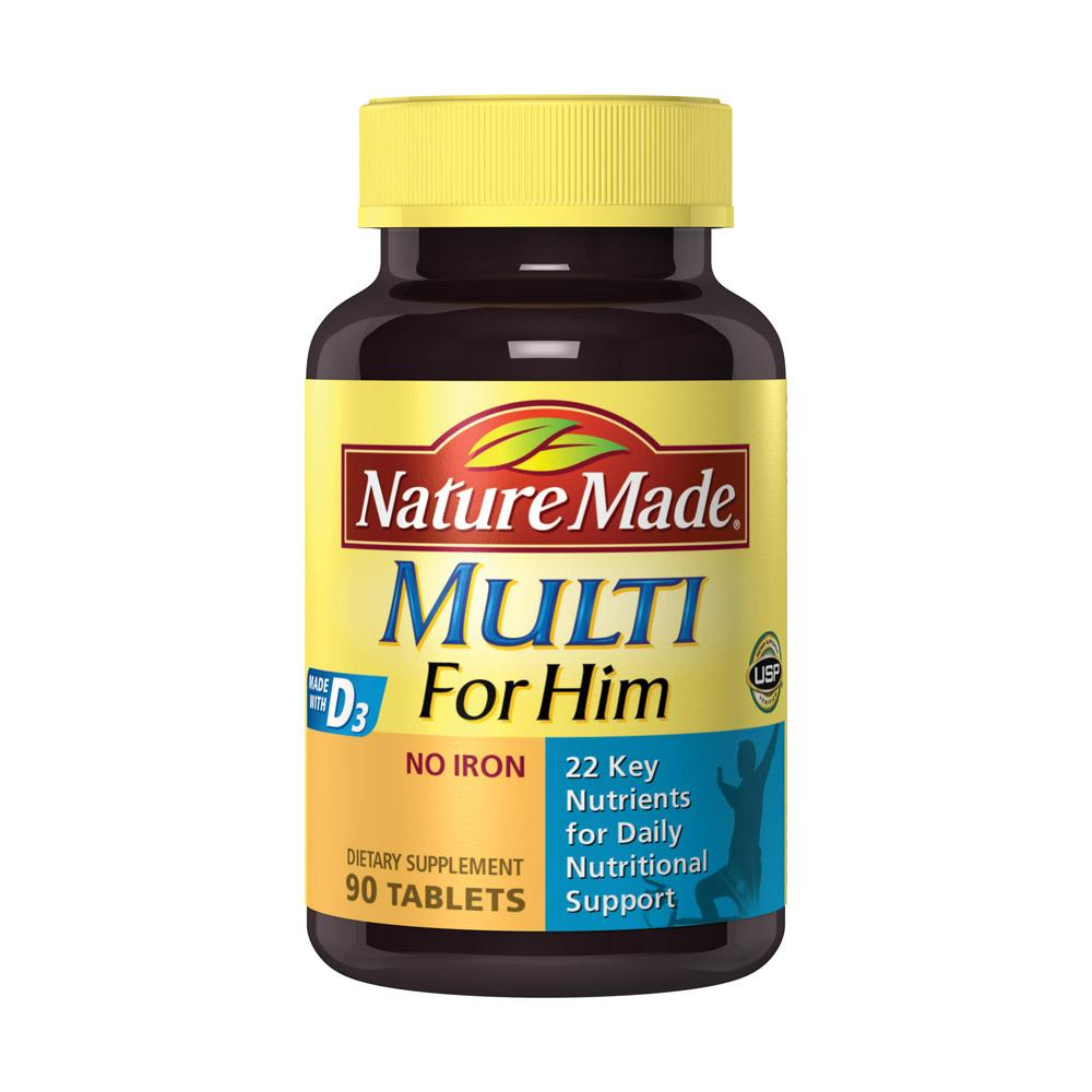 Nature Made Supplements Review