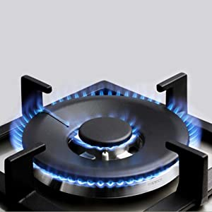 CB15, Contura Black, Works on Gas