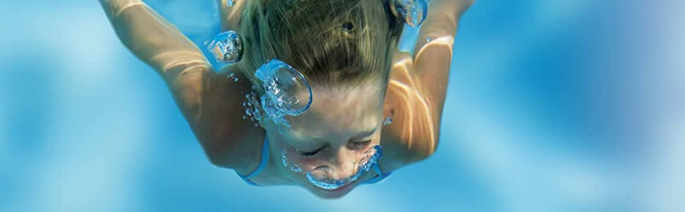 Gre F Round Pool Liner Di/ámetro 450 cm blue
