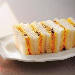 にんじんディップのサンドイッチ,春野菜