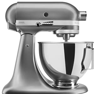 Kitchenaid, stand mixer, cake machine