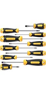 10pcs screwdriver set