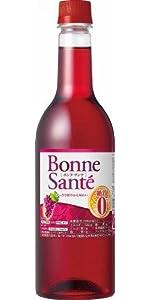 ボンヌサンテ糖質ゼロ〈赤〉