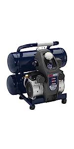 Air Compressor, 26 Gallon, Vertical, Portable (Campbell
