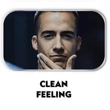 CLEAN FEELING