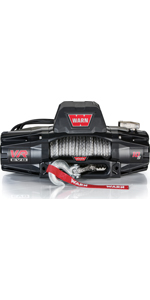 warn vr evo winch 10s synthetic rope