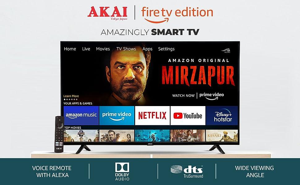 Akai Fire TV