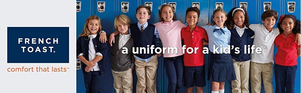 school uniforms kids clothes clothing ropa de nino polos pants girls boys toddler big little 7-16