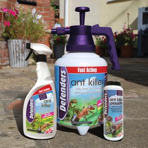 Defenders Ant Killer Powder White 450 Gm Amazon Co Uk Garden Outdoors