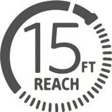 reach extend clean wow great max