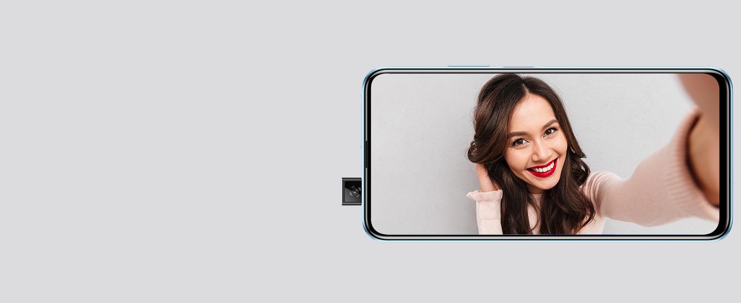 Auto Selfie Pop-up Camera